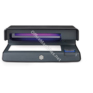 Safescan 70 Black UV Counterfeit Detector with 3 Point Detection