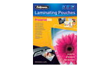Fellowes Preserve 250 Gloss A4 Laminating Pouches - 2x250 micron