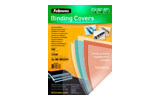 Fellowes Transparent Covers - Light Weight PVC PVC Cover A4