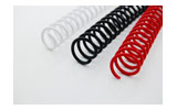 GBC ColourCoils Plastic Coils 4:1 Pitch - A4