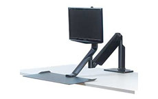 Fellowes 0009701 Extend Sit Stand Work platform - Single