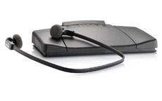 Philips Transcription Kit Software Headset 234 Foot Control 210 Web Licence