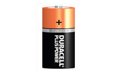 Duracell Plus Power Battery Alkaline 1.5V C