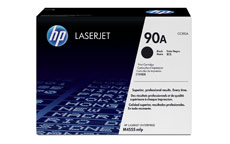 Hewlett Packard [HP] No. 90A Laser Toner Cartridge Page Life 10000 Black