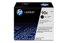 Hewlett Packard [HP] No. 90X Laser Toner Cartridge Page Life 24000pp Black