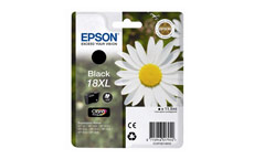 Epson 18XL Inkjet Cartridge Daisy High Capacity 11.5ml Black