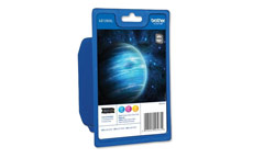 Brother Inkjet Cartridge LC1280XL Page Life 1200pp 3 Colour