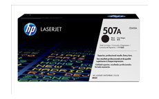 Hewlett Packard [HP] No. 507A Laser Toner Cartridge Page Life 5500pp Black