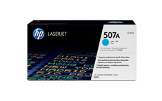 Hewlett Packard [HP] No. 507A Laser Toner Cartridge Page Life 6000pp Cyan
