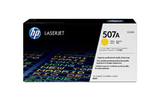 Hewlett Packard [HP] No. 507A Laser Toner Cartridge Page Life 6000pp Yellow