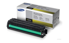 Samsung Laser Toner Cartridge Page Life 1800pp Yellow