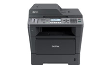 Brother MFC-8510DN Mono Multifunctional Laser Printer