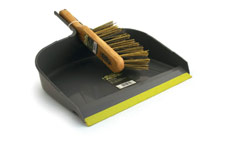 Dustpan and Brush Heavy Duty Large