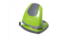Rexel Easy Touch Low Force 2 Hole Punch Capacity 30x 80gsm Green
