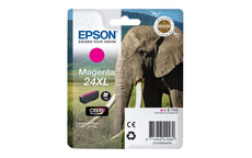 Epson 24XL Inkjet Cartridge Capacity 8.7ml Page Life 740pp Magenta