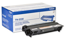 Brother Laser Toner Cartridge Page Life 3000pp Black