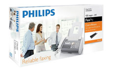 Philips Fax Ink Film Thermal Ribbon Black