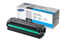 Samsung Laser Toner Cartridge High Yield Page Life 3500pp Cyan