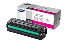 Samsung Laser Toner Cartridge High Yield Page Life 3500pp Magenta