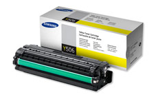 Samsung Laser Toner Cartridge Page Life 1500pp Yellow