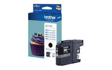 Brother Inkjet Cartridge Page Life 600pp Black
