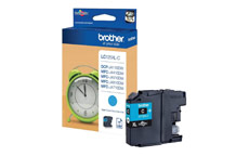 Brother Inkjet Cartridge Page Life 1200pp Cyan