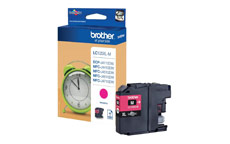 Brother Inkjet Cartridge Page Life 1200pp Magenta