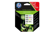 Hewlett Packard [HP] No. 920XL Inkjet Cartridge Colour
