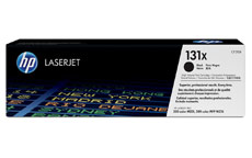 Hewlett Packard [HP] No. 131X Laser Toner Cartridge High Yield Page Life 2400pp Black