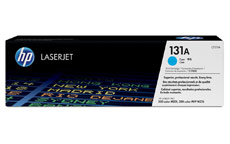 Hewlett Packard [HP] No. 131A Laser Toner Cartridge Page Life 1800pp Cyan