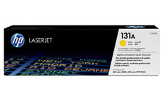 Hewlett Packard [HP] No. 131A Laser Toner Cartridge Page Life 1800pp Yellow