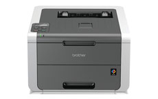 Brother HL-3140CW Compact Colour Printer with Wi-Fi