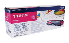 Brother Laser Toner Cartridge Page Life 1400pp Magenta