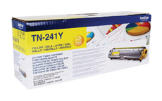 Brother Laser Toner Cartridge Page Life 1400pp Yellow
