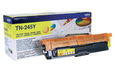 Brother Laser Toner Cartridge Page Life 2200pp Yellow