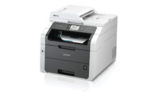 Brother MFC-9330CDW Colour Laser Multifunctional Printer Duplex Network Wi-Fi A4