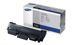 Samsung Laser Toner Cartridge High Capacity Page Life 3000pp Black MLT-D116L/ELS