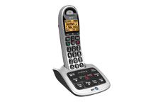 BT 4500 Single Handset DECT Telephone with Answering Machine