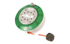 Home Cable Cassette Reel 10m