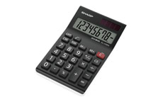 Sharp EL310ANWH Calculator Desktop