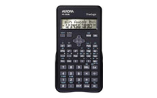 Aurora AX-582BL Calculator Scientific Black