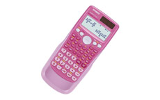 Casio FX-85GTPLUS Calculator Scientific Pink