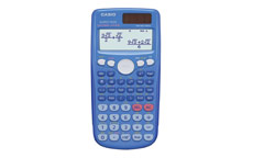 Casio FX-85GTPLUS Calculator Scientific Blue