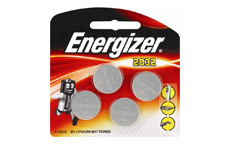 Energizer CR2032 Battery Lithium