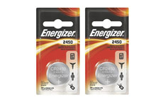 Energizer CR2450 Battery Lithium