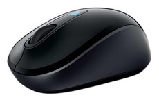 Microsoft Sculpt Mobile Mouse Wireless Black