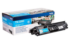 Brother Laser Toner Cartridge High Yield Page Life 3500pp Cyan