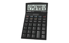 Aurora Calculator Desktop Multifunction 12 Digit 4 Key Memory