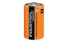 Duracell Industrial Battery Alkaline 1.5V D