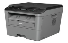 Brother DCP-L2500D Mono Multifunction Laser Printer AIO A4